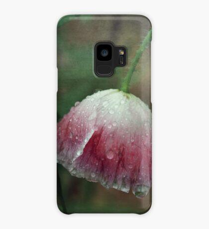 Soggy Poppy Case/Skin for Samsung Galaxy