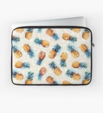 Pineapples + Crystals Laptop Sleeve