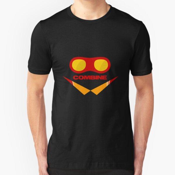 Gurren Lagann Combine Slim Fit T-Shirt