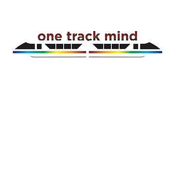 One Track Mind by BearPounder