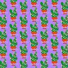 Frohe Weihnachten Kaktus von gossiprag