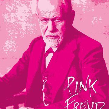 Pink Freud by poomshanka