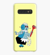 Rosie the Robot Maid from The Jetsons Case/Skin for Samsung Galaxy
