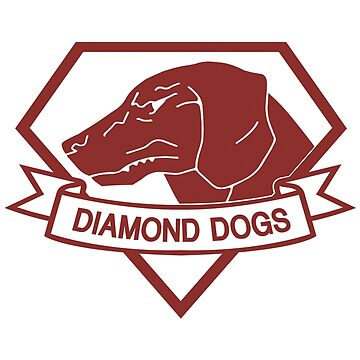 MGSV - Diamond Dogs, Medical (Over Heart) by crimzind