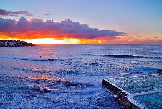 Bondi Sunrise #8 by denniswat