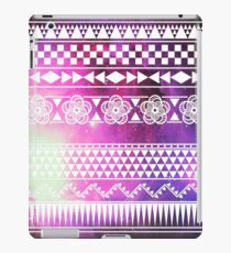 Geometric Pattern - Galaxy iPad Case/Skin