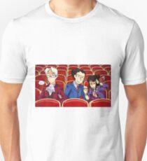 Movie Bros Unisex T-Shirt