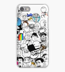 All Memes Cover iPhone Case/Skin