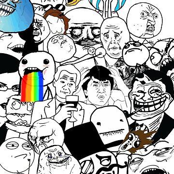 All Memes Cover by enrigabbiadini
