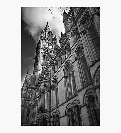Manchester Town Hall 2 Photographic Print