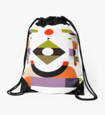 From above Drawstring Bag