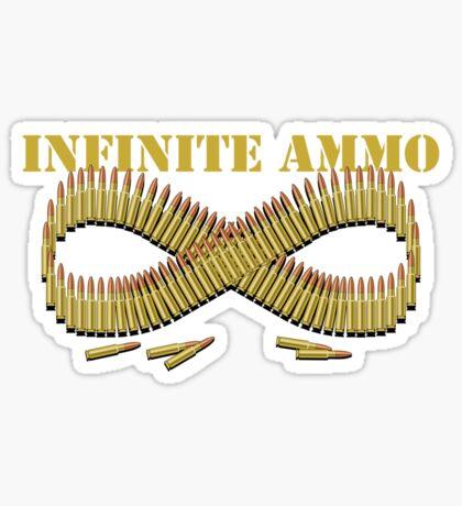Infinite Ammo Sticker