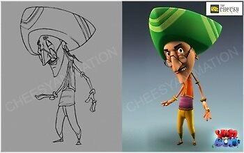 2D Flash Animation by Nicolaselizas