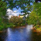 Old Mill Stream by ECH52