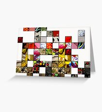 Abstractions Greeting Card