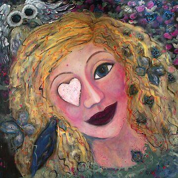 Athena by Lornie