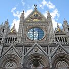 Duomo di Siena by adelaideT