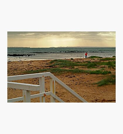 View from Barwon Heads to the Rip Photographic Print