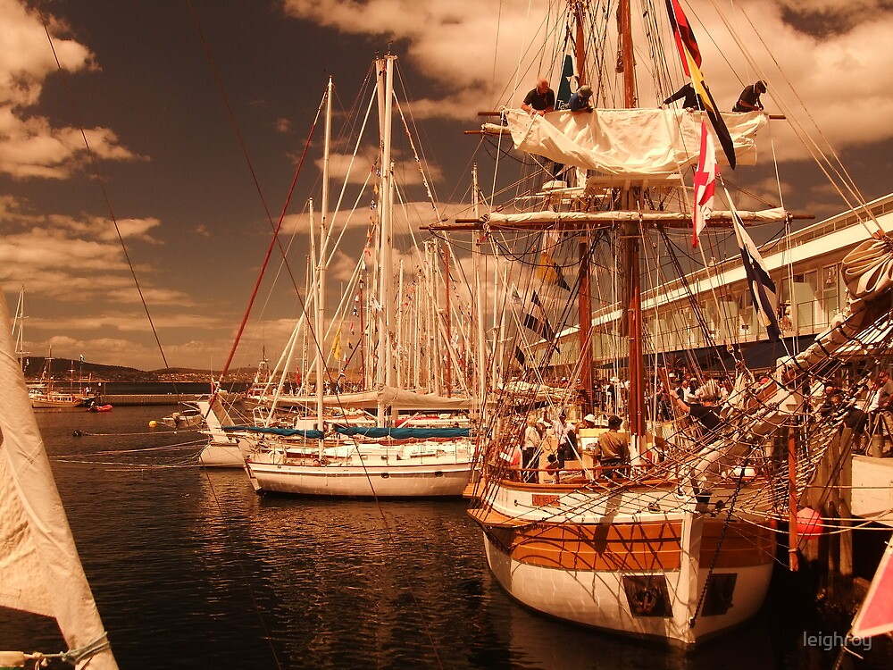 Furl that Sail by leighroy