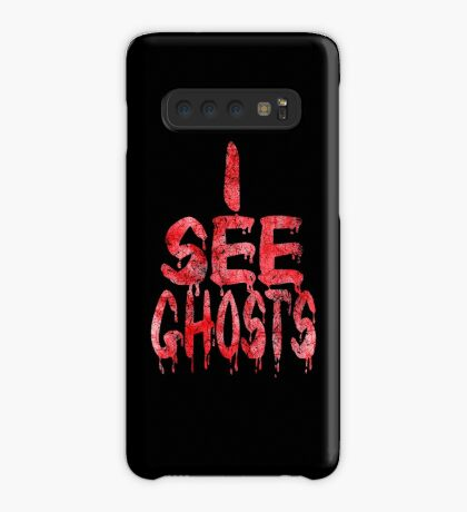 I See Ghosts (Bloody) Case/Skin for Samsung Galaxy