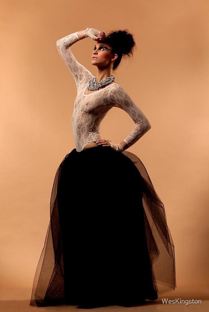 Tough Ballet by WesKingston