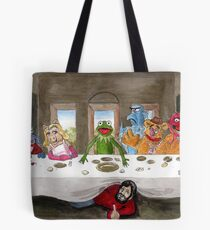 The Last Mupper Tote Bag