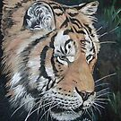 Finished Tiger by Robert David Gellion