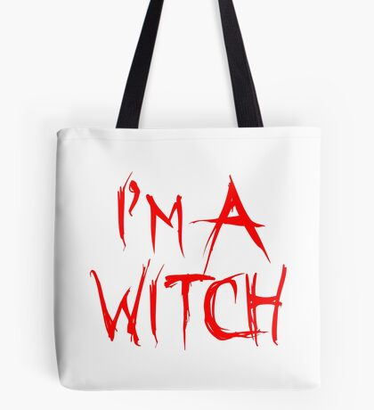 I'm A Witch Tote Bag