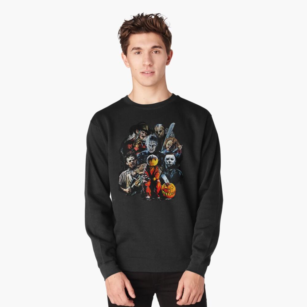 Horror Pullover Sweatshirt