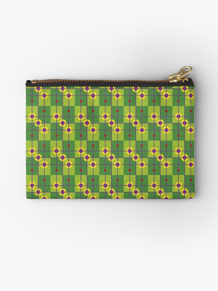 Retro squared pattern by geum