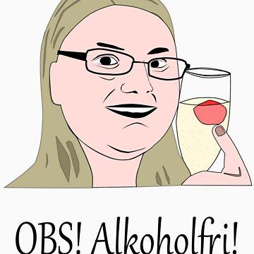 OBS! Alkoholfri by jaeppe