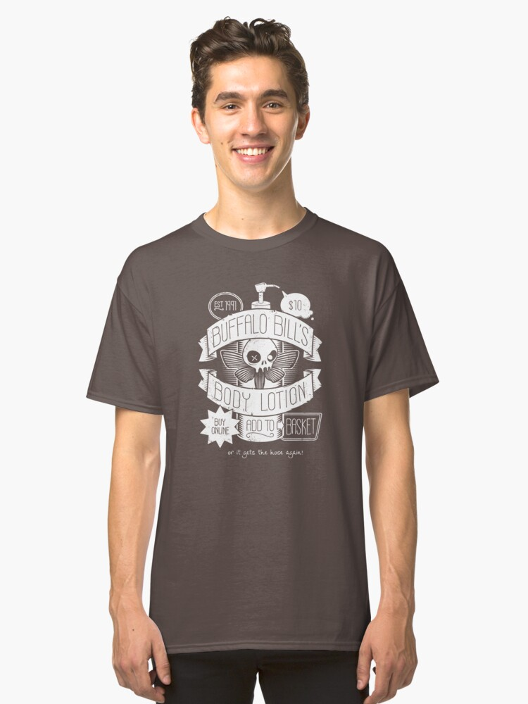 Alternate view of Body Lotion Classic T-Shirt