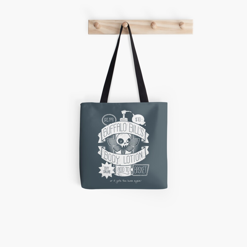 Body Lotion Tote Bag