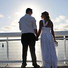 Sunset Wedding by Emma King