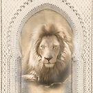 Morocco Lion by MarleyArt123