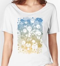 Spaced Funny Bunny Whotsit Women's Relaxed Fit T-Shirt