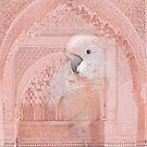 Pink Cockatoo  by MarleyArt123