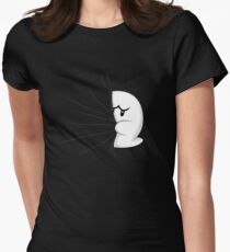 HIDDEN BOO ! Women's Fitted T-Shirt