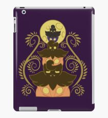 Pumpkaboo tower iPad Case/Skin