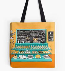 The Halloween Bakery Tote Bag