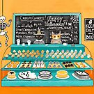 The Halloween Bakery by Ryan Conners