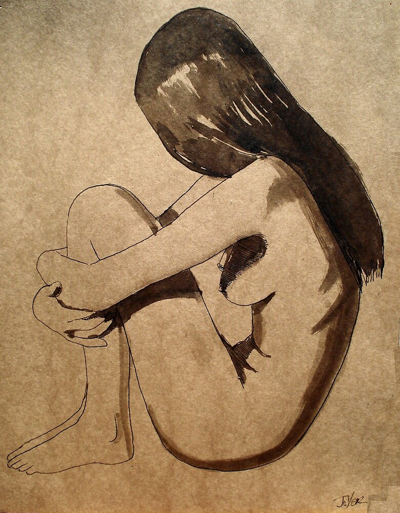modesty by Loui  Jover