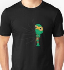 HIDDEN TMNT michelangelo ! T-Shirt