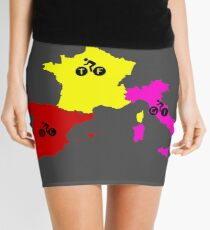 Giro - Tour - Vuelta Mini Skirt