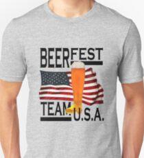 Bier fest Slim Fit T-Shirt