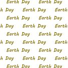 Earth Day in Golden Style by starchim01