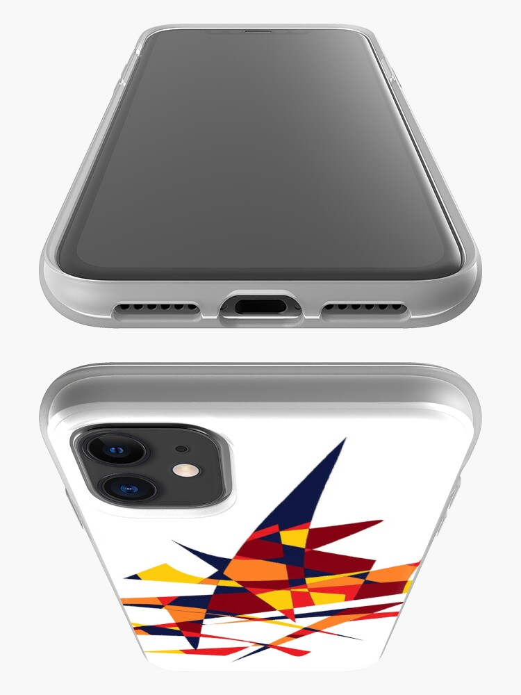 Alternate view of Wizard's Hat, Abstract (Designed by Just Stories) iPhone Case & Cover
