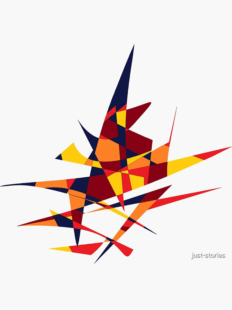 Wizard's Hat, Abstract (Designed by Just Stories) by just-stories
