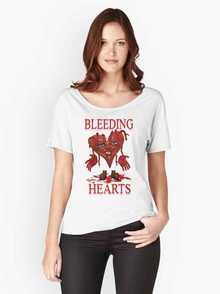 Bleeding Hearts by LoneAngel