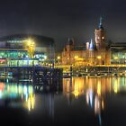 Cardiff Bay by timmburgess